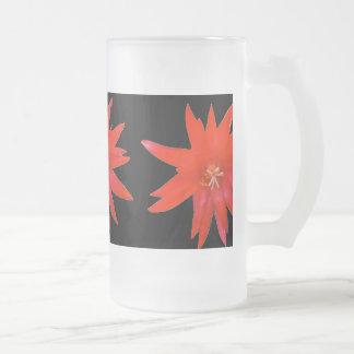 De berijpte Mok van het Bier - de Cactus van Pasen