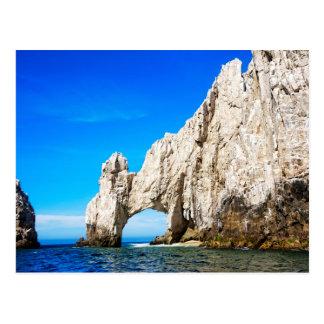 De beroemde Boog in Cabo San Lucas Briefkaart
