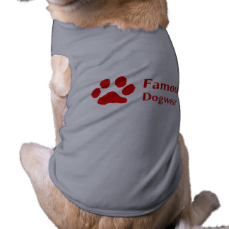 De beroemde Kleding van de Hond Dogwear