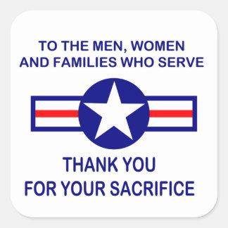 De bescheiden Stickers van de Dag van de Veteranen