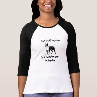De Beschermengel van de hond T Shirt