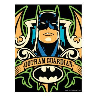De Beschermer van Gotham Briefkaart