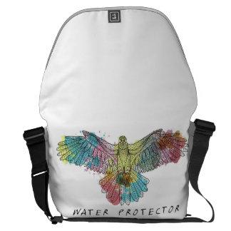 De Beschermer van het water -- Zak 1 van de Messenger Bag