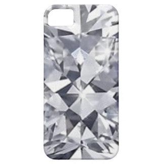 De bescherming van de diamant barely there iPhone 5 hoesje