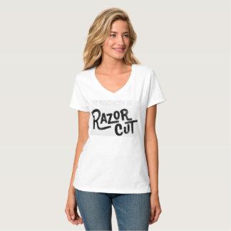 De Besnoeiing van het scheermes T Shirt