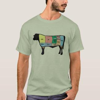 De besnoeiingen van het rundvlees t shirt