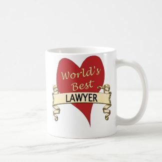 De Beste Advocaat van de wereld Koffiemok
