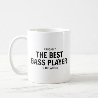 De beste BasMok van de Speler Koffiemok