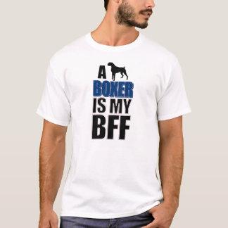 De beste Bokser van de Vriend, licht T Shirt