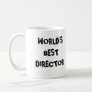 De Beste Directeur van de wereld Koffiemok