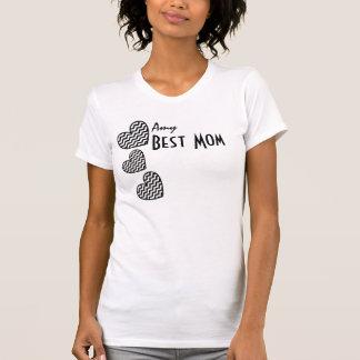 De BESTE Gevormde Harten van de Douane van het T Shirt