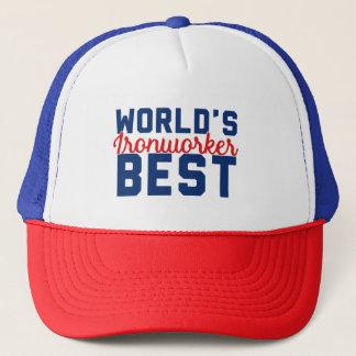 De Beste Ijzerbewerker van de wereld Trucker Pet