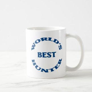 De Beste Jager van de wereld Koffiemok