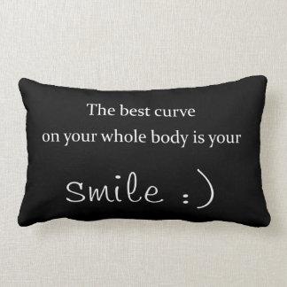 de beste kromme op uw geheel lichaam is uw lumbar kussen