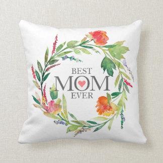 De beste Kroon van de Bloemen van het Mamma Sierkussen