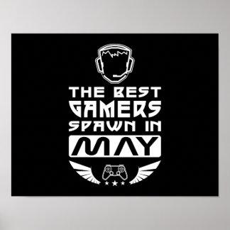 De beste Kuit Gamers in Mei Poster