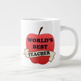 De Beste Leraar van de wereld Grote Koffiekop