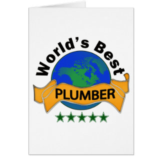 De Beste Loodgieter van de wereld Kaart