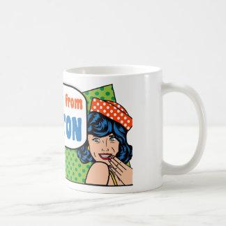 De beste meisjes zijn van Brampton Koffiemok