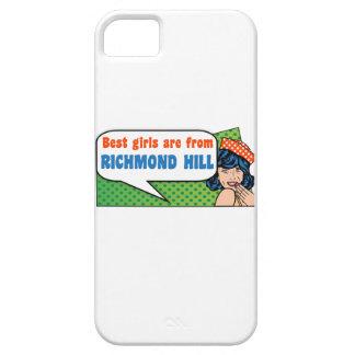 De beste meisjes zijn van de Heuvel van Richmond Barely There iPhone 5 Hoesje