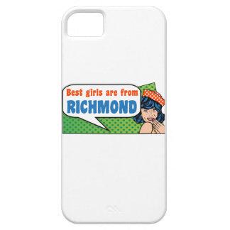 De beste meisjes zijn van Richmond Barely There iPhone 5 Hoesje