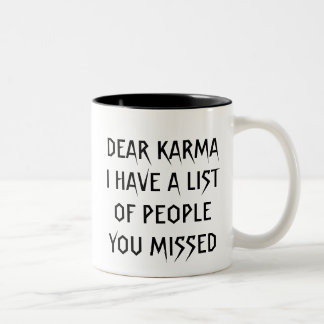 De beste Mok van de Koffie Karma
