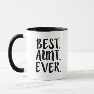 De beste Mok van de Koffie van de Tante ooit