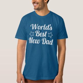 De Beste Nieuwe Papa van de wereld T Shirt