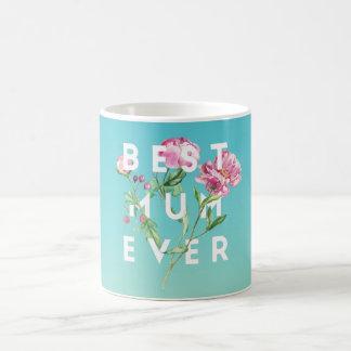 De beste ooit Rozen van de Kleur van het Water Mum Koffiemok