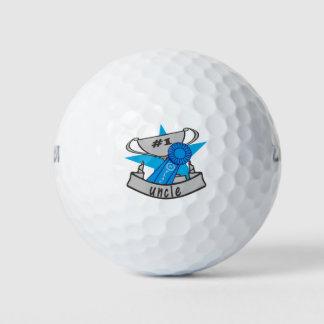 De Beste Oom van de wereld Golfballen