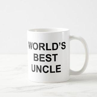 De Beste Oom van de wereld Koffiemok