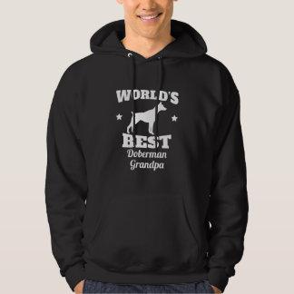 De Beste Opa Doberman van werelden Hoodie