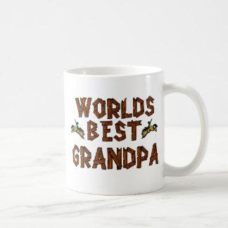 De Beste Opa van werelden Koffiemok