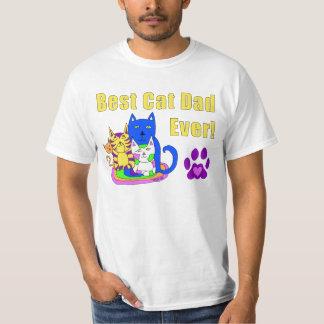 De beste Papa van de Kat ooit T Shirt
