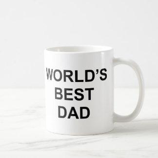 De Beste Papa van de wereld Koffiemok