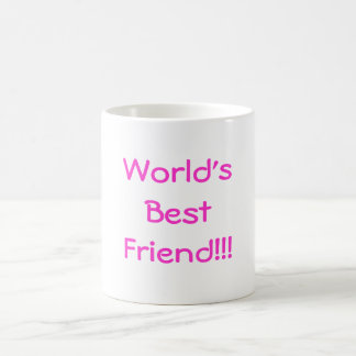 De Beste Vriend van de wereld!!! Koffiemok