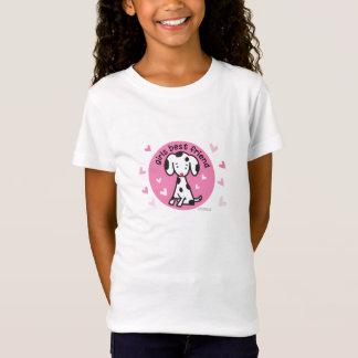 De Beste Vriend van het meisje T Shirt