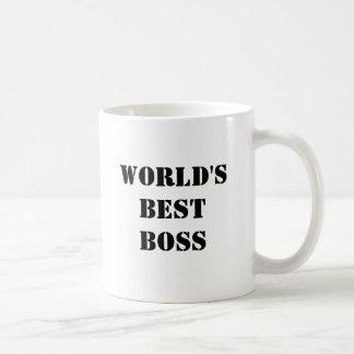 De Beste Werkgever van de wereld Koffiemok
