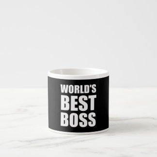 De Beste Werkgever van werelden Espresso Kopjes