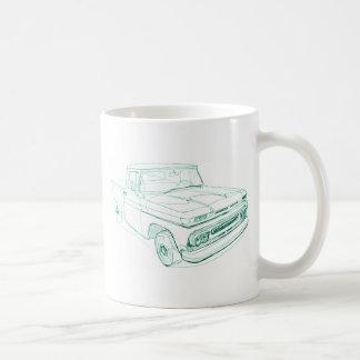 De Bestelwagen 1961 van Che Koffiemok