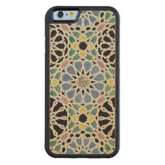 De Bestrating van het mozaïek in Alhambra, van de Esdoorn iPhone 6 Bumper Hoesje