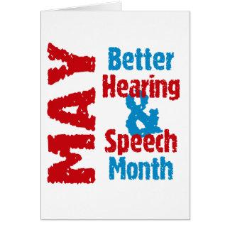De betere Maand van de Hoorzitting & van de Briefkaarten 0