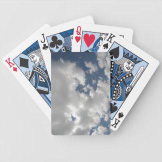 De bewolkte Speelkaarten van Hemelen Bicycle Speelkaarten