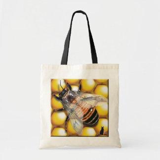 De Bij van de honing Draagtas