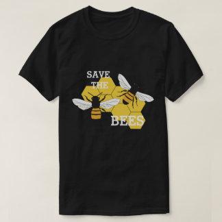 De Bij van de Honing van de imker bewaart de T Shirt