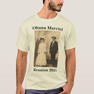 De Bijeenkomst 2015 van Marciel: ʻOhana van John & T Shirt