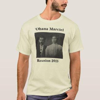 De Bijeenkomst 2015 van Marciel: ʻOhana van Joseph T Shirt