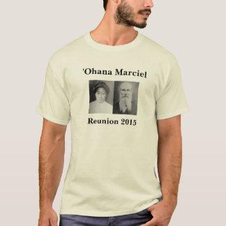 De Bijeenkomst 2015 van Marciel: ʻOhana van SR T Shirt