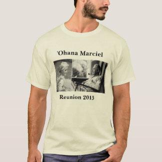 De Bijeenkomst 2015 van Marciel: ʻOhana van T Shirt