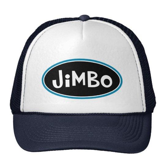 De bijnaam JIMBO van de douane Pet Met Netje